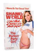 Shanes World College Party Doll