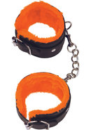Orange Is The New Black Furry Love Cuffs Adjustable Wrist...