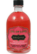 Oil Of Love Strawberry Champagne 3.4...