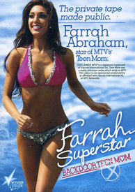 Farrah Superstar Backdoor Teen Mom