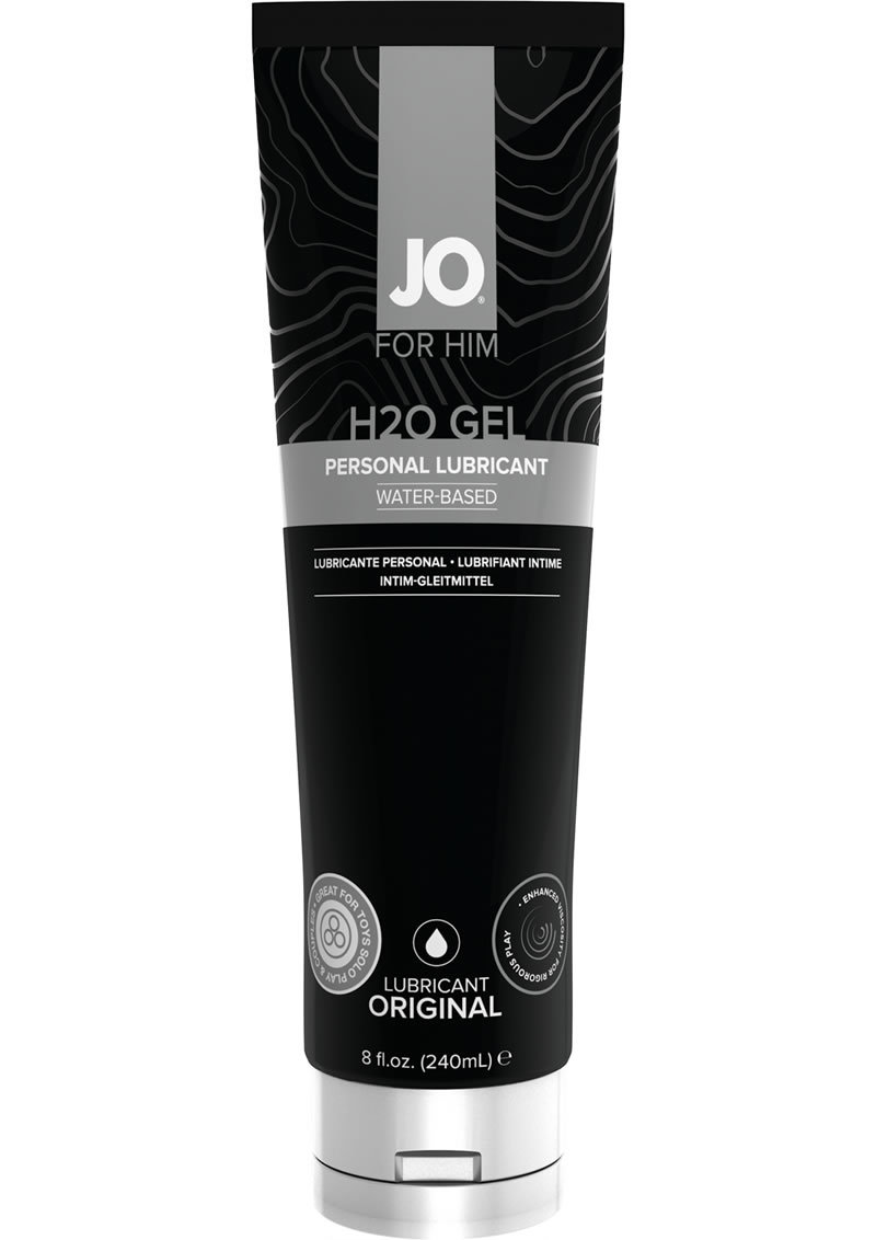 Jo H2o Gel For Him 8 Oz